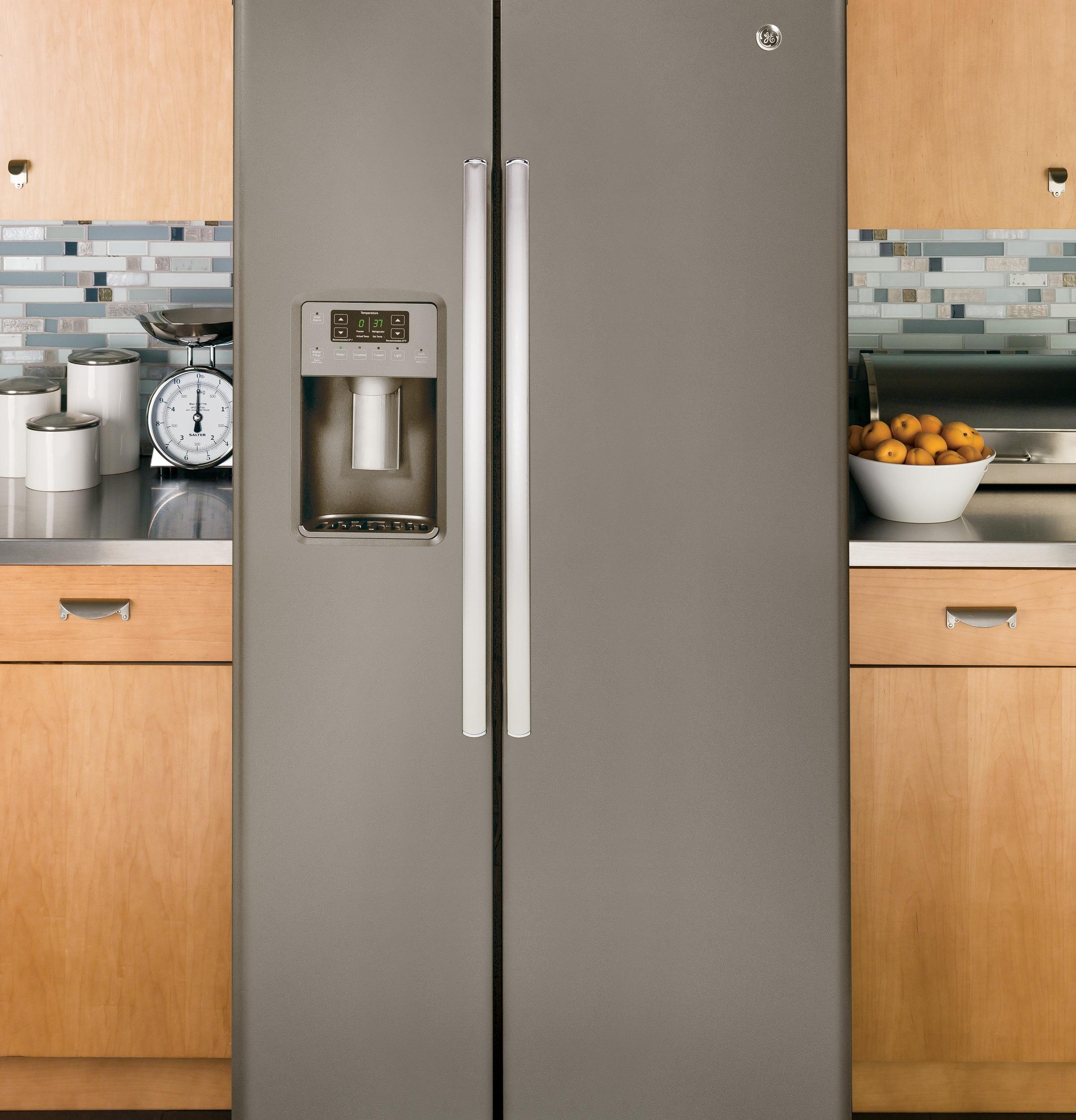 Lo importante para una cocina del hogar la nevera - Nevera side by side ...