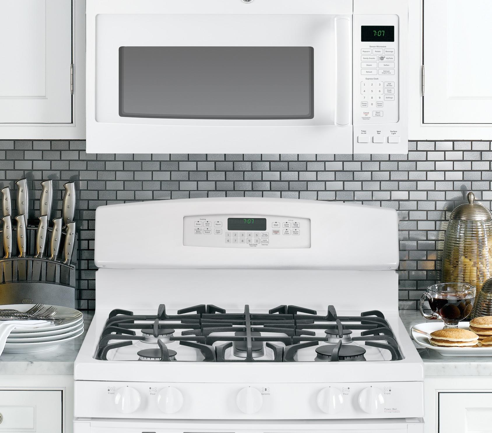 Diferentes maneras para colocar horno microonda en la - Horno para cocina ...