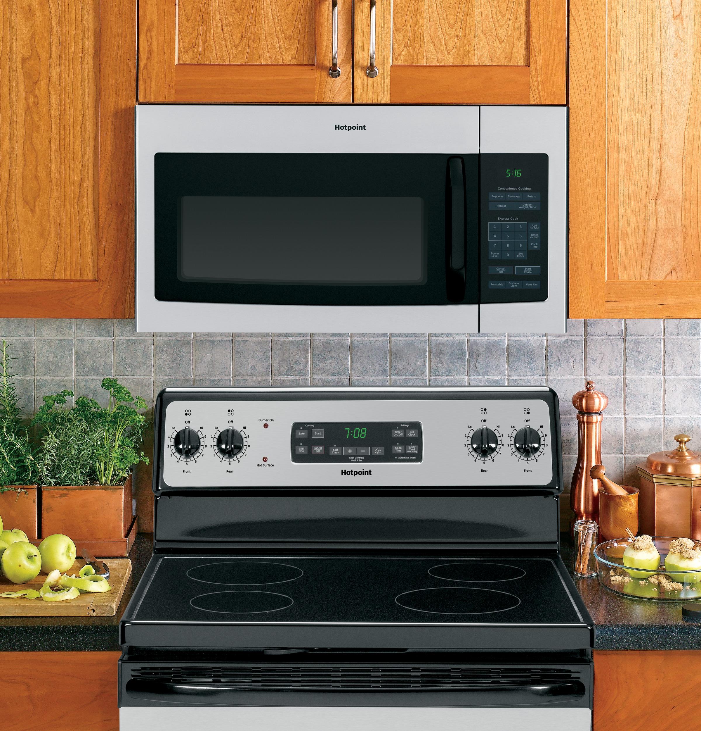 Diferentes maneras para colocar horno microonda en la for Hornos de cocina