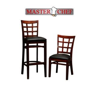 Venta de sillas y bar stools hasta el 30 de septiembre