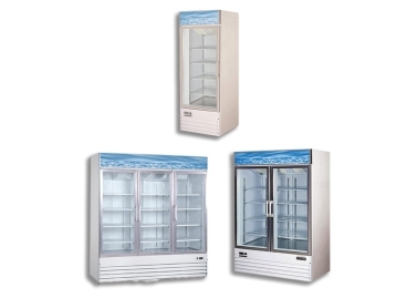 Congeladores Puerta de Cristal Master Chef