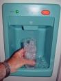 ice dispenser ruined ice
